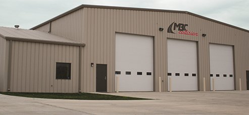 MBC Collision, truck & body paint repair shop in Springfield IL